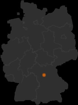 Erlangen Karte Deutschland.Karte Erstellen Erlangen Auf Der Deutschlandkarte