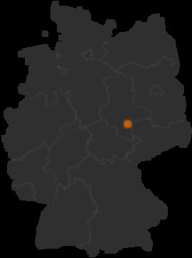 Halle Saale Karte.Karte Erstellen Halle Saale Auf Der Deutschlandkarte