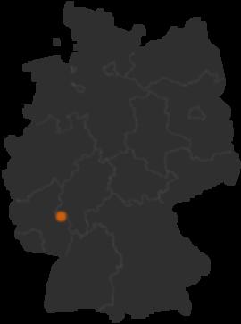 419186a1793dde Ingelheim am Rhein in Rheinhessen (Rheinland-Pfalz) - Stadtplan ...