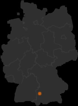 Schwaben Karte Deutschland.87757 Kirchheim In Schwaben In Bayern Alle Infos Karte Wetter