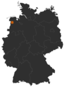 26789 Leer Ostfriesland In Niedersachsen Alle Infos Karte