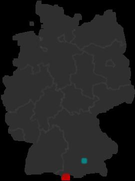 Von Oberstdorf Nach München