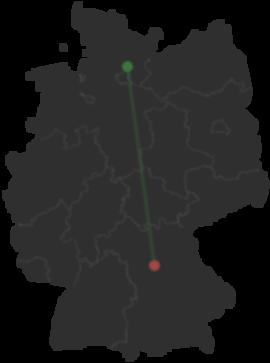 Flug Von Köln Nach Nürnberg