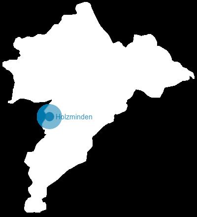 Niedersachsen Karte Mit Städten.Niedersachsen Karte Landkreis Holzminden