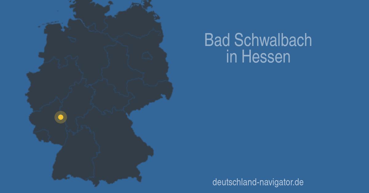65307 Bad Schwalbach In Hessen Alle Infos Karte Wetter Und