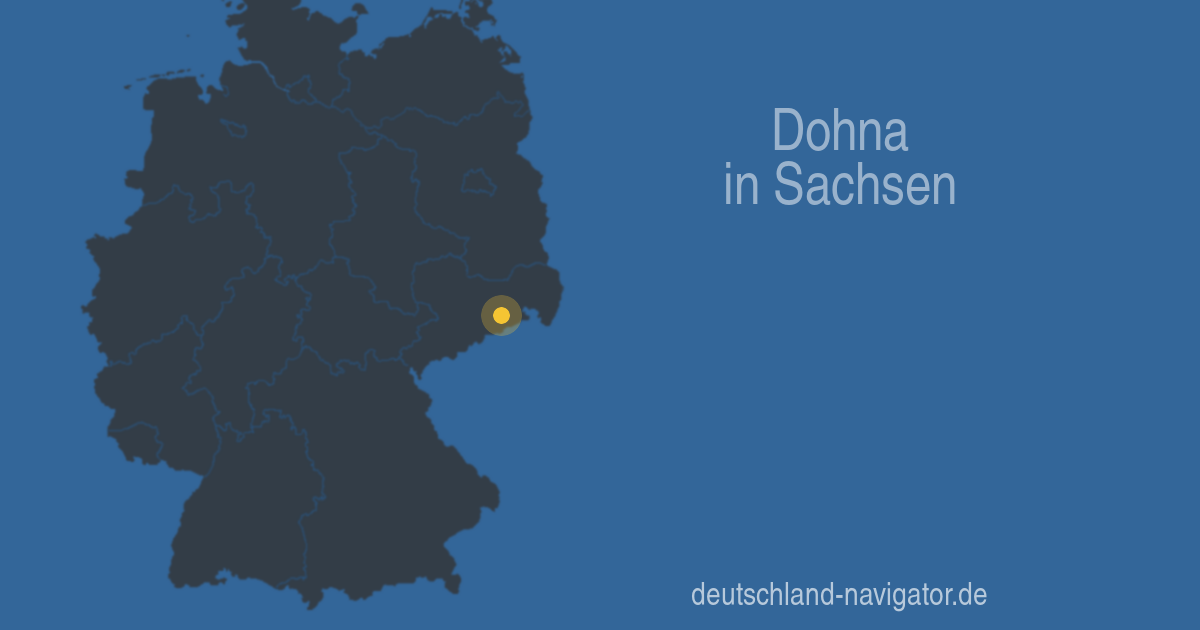 Wetter In Dohna