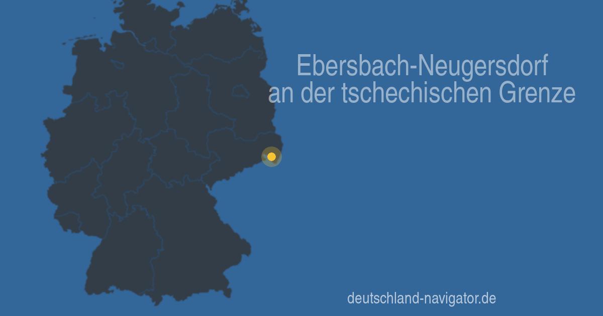Wetter Ebersbach-Neugersdorf