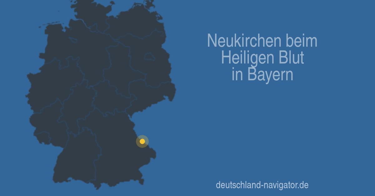 93453 Neukirchen Beim Heiligen Blut In Bayern Alle Infos Karte