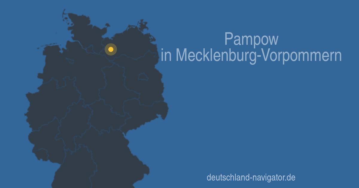 19075 Pampow In Mecklenburg Vorpommern Alle Infos Karte