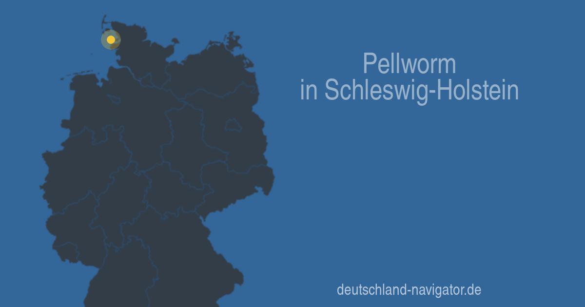 Pellworm Karte.25849 Pellworm In Schleswig Holstein Alle Infos Karte