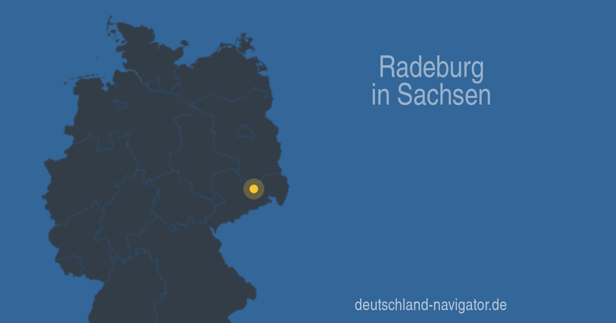 Wetter Radeburg 7 Tage