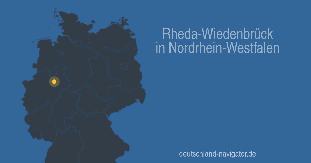Wetter Online Rheda WiedenbrГјck