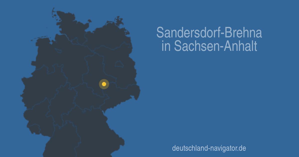 Wetter Sandersdorf Brehna