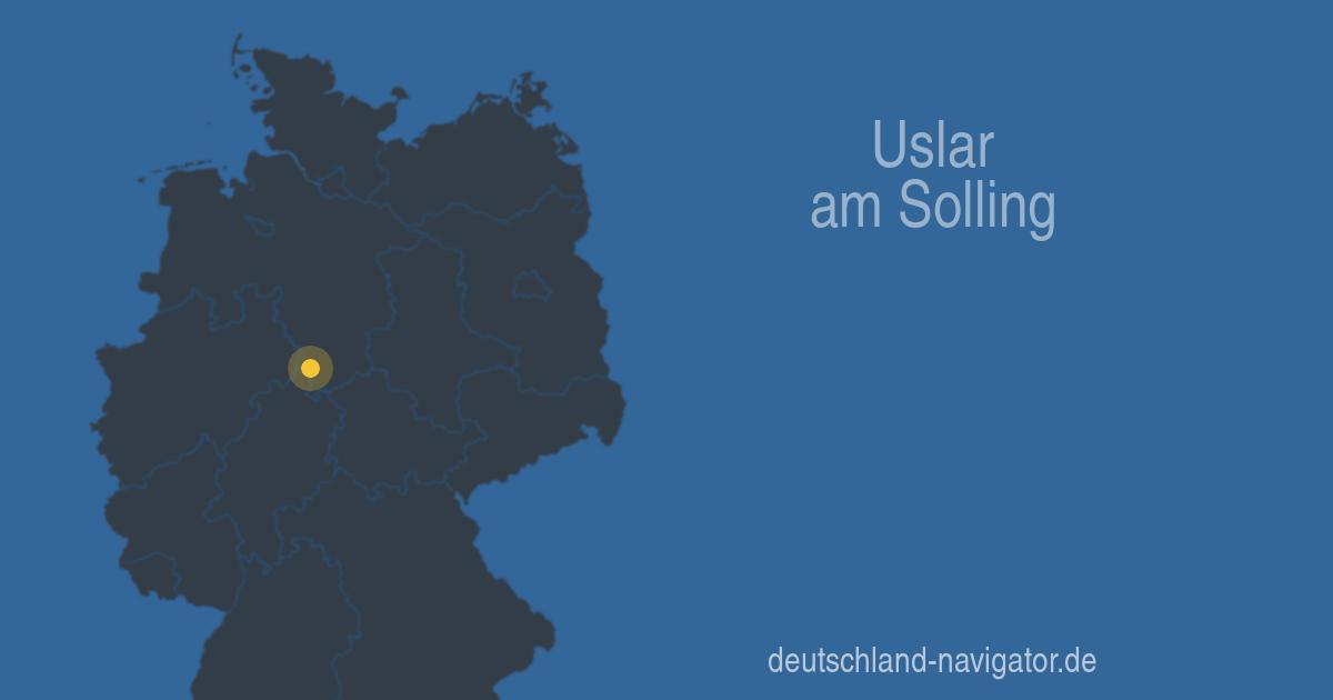 37170 Niedersachsen Uslar