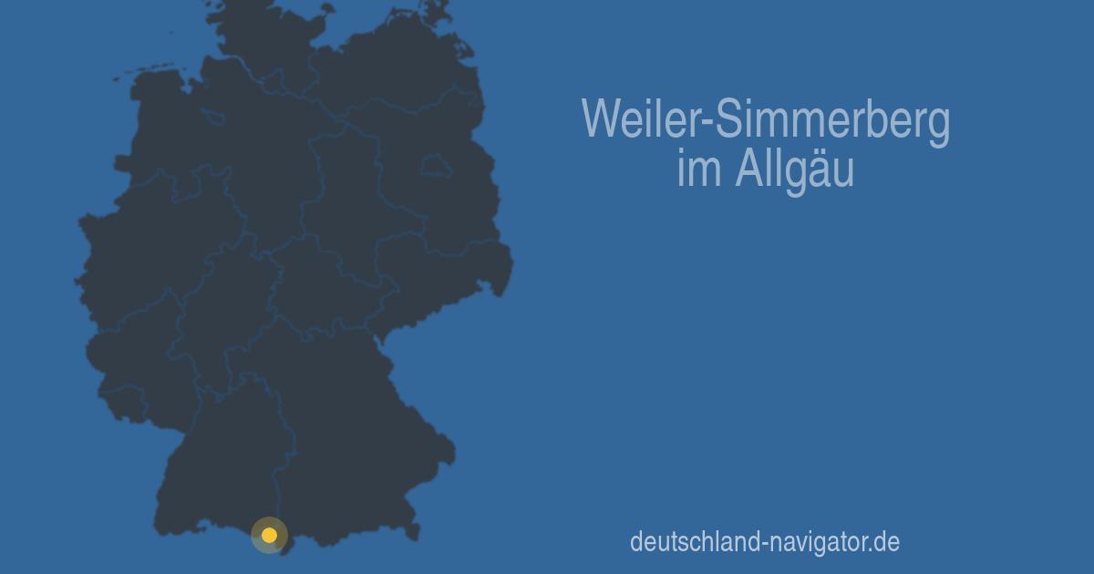 Wetter Weiler Simmerberg