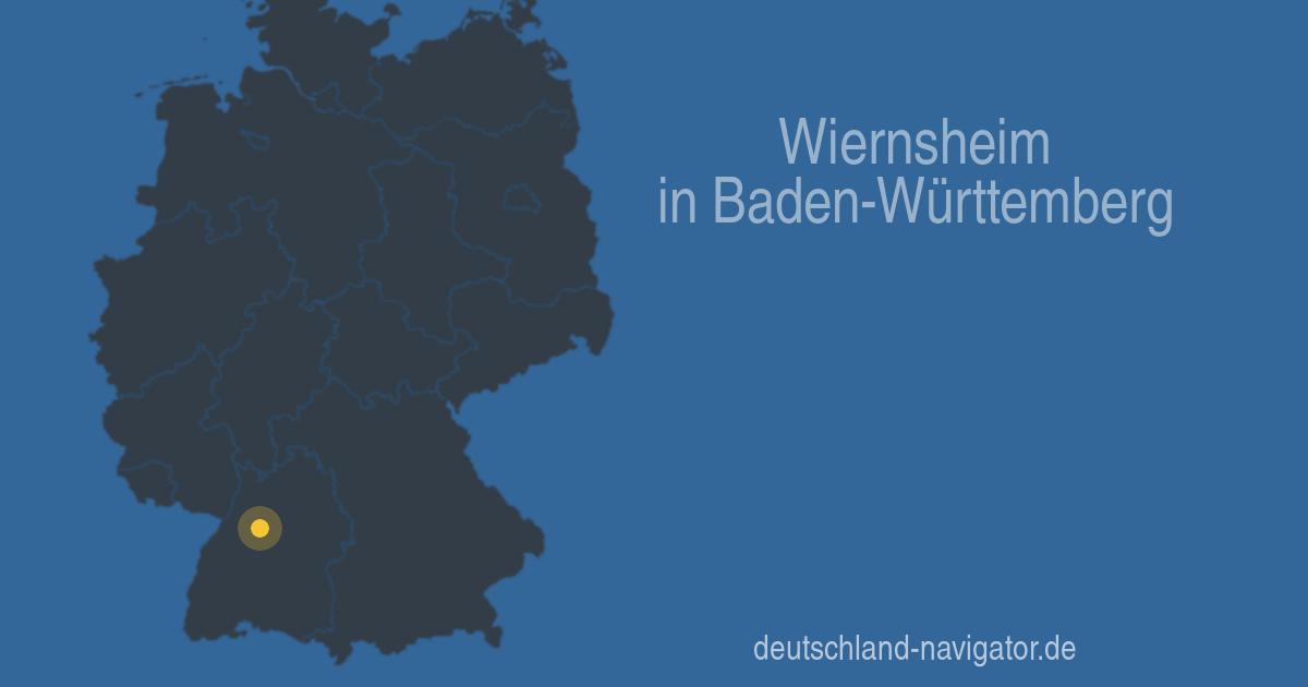 Wetter Wiernsheim